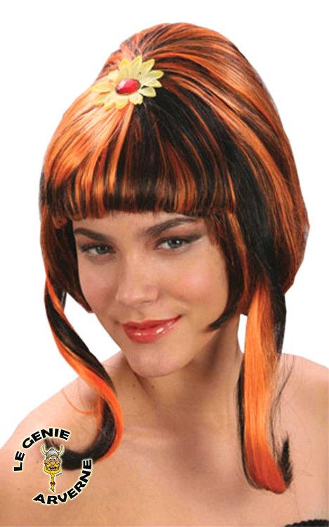 7 cheveux bruns couleur coloration tattoo picture - Coloration Caramel Fonc