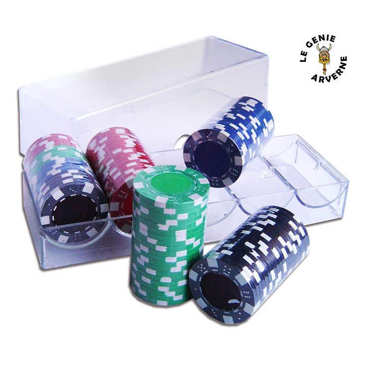 Apprendre a jouer avec les jetons de poker