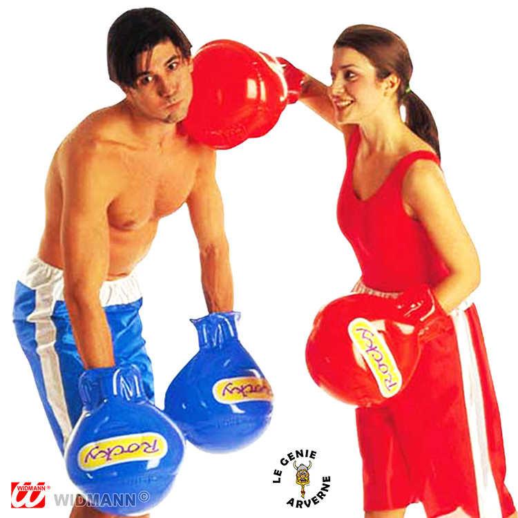 Gants de boxe g ants gonflables - Dessin gant de boxe ...