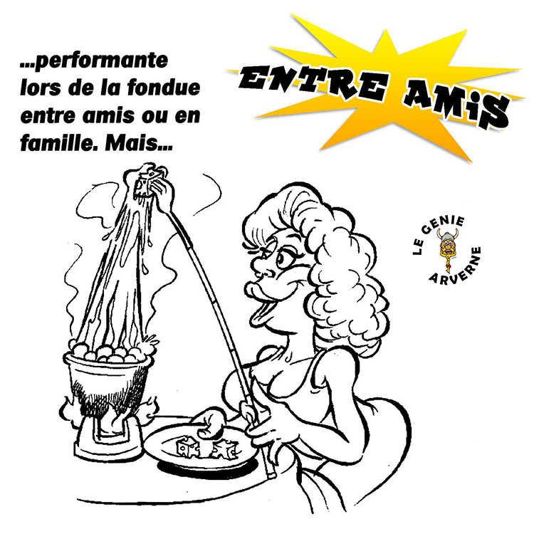 fourchette extensible 64cm