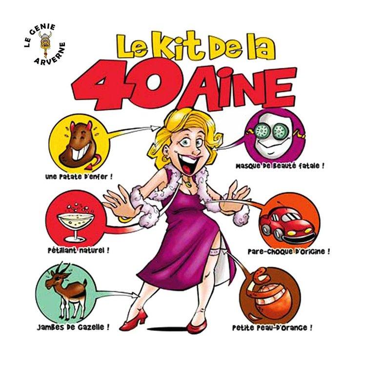Joyeux Anniversaire 40 Ans Humour