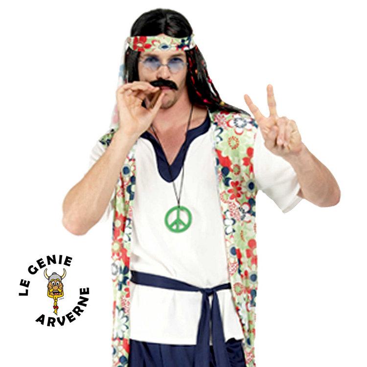 Pin tenue les hippies defi janvier jupe par annesophietoniazzi sur on pinterest - Tenue hippie homme ...