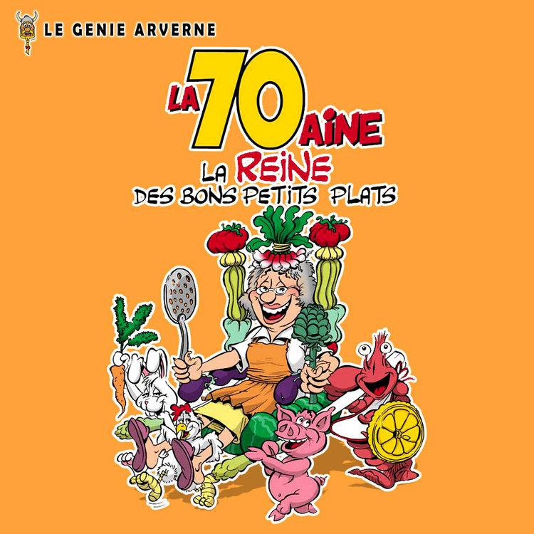 tablier de cuisine femme 70 aine - Tablier De Cuisine Rigolo Femme