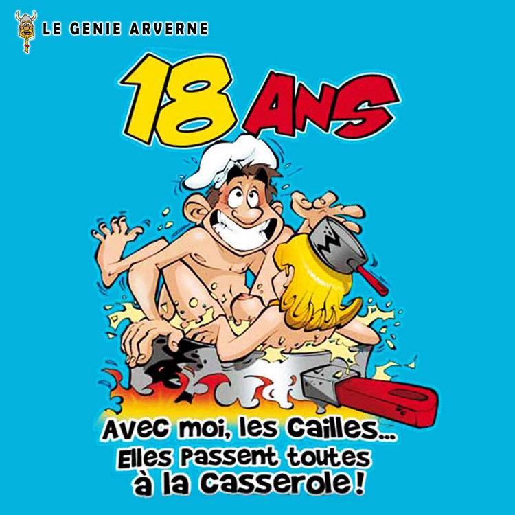 Relativ Tablier de Cuisine Homme 18 ans VC34