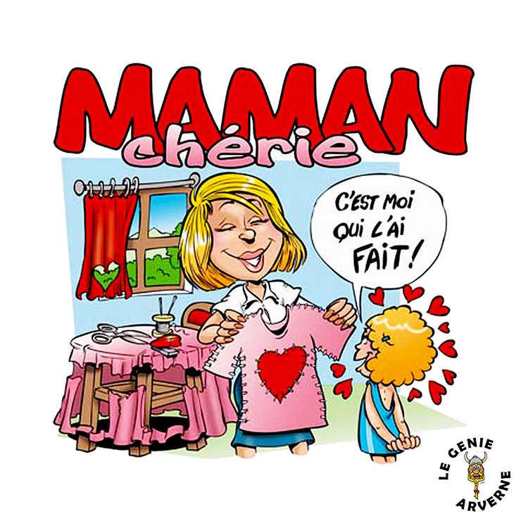 Carte Anniversaire Humour Maman Renay