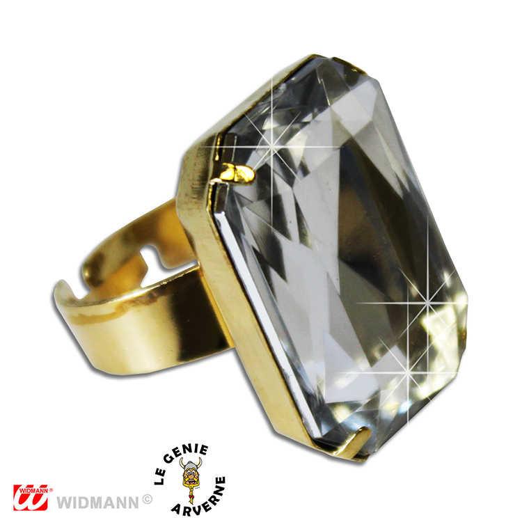bague diamant rappeur