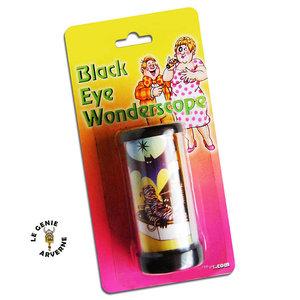 oeil beurre noir