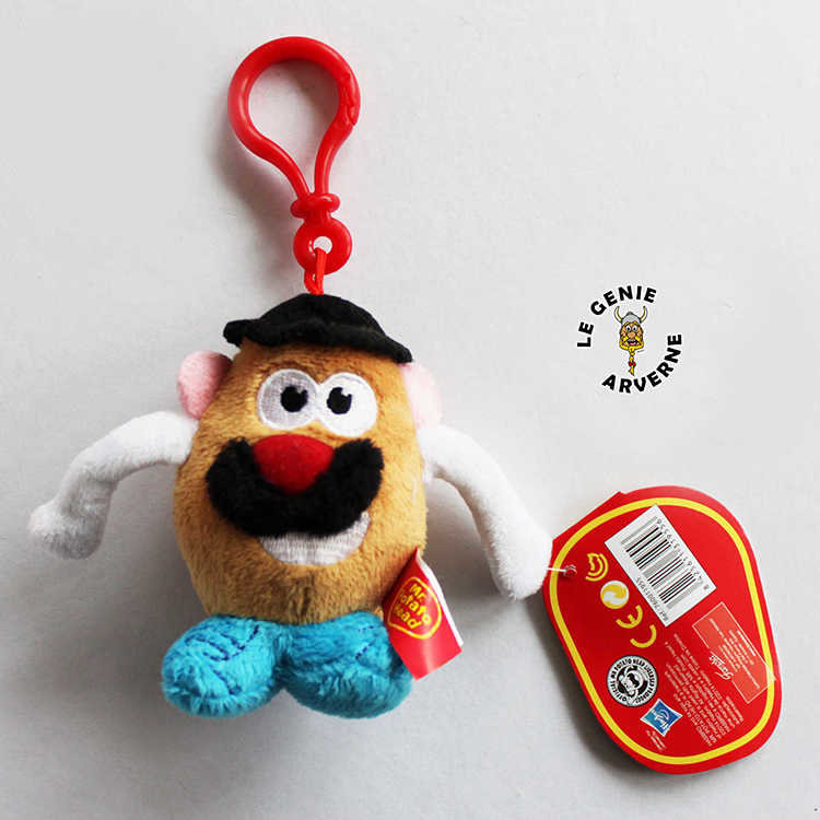 Porte clefs peluche mr patate - Madame patate toy story ...